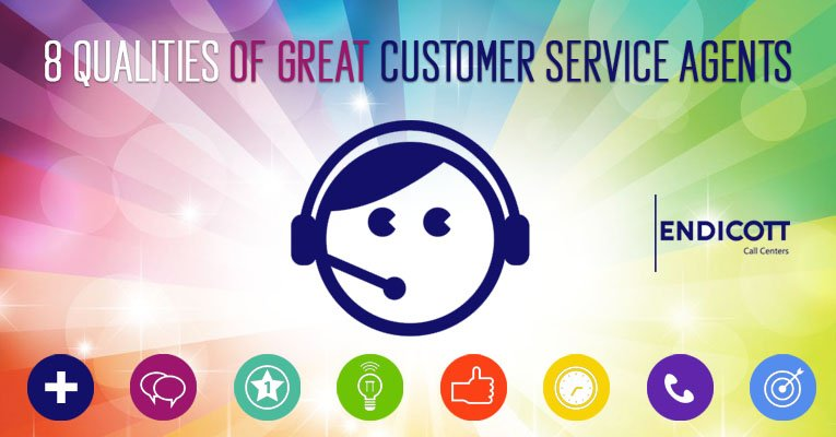 8 Qualities of Great Customer Service Agents