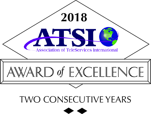 ATSI 2018 awards of excellence