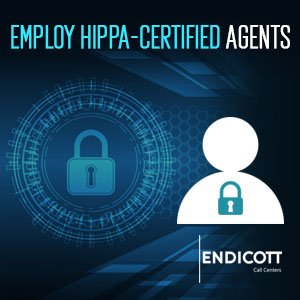 Employ HIPAA-Certified Agents